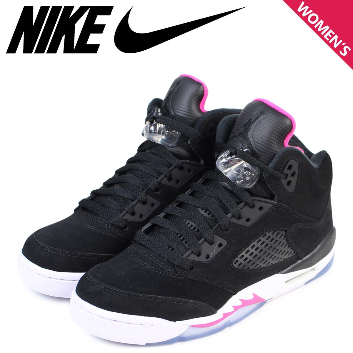 2ae39a05db53c1 NIKE Nike Air Jordan 5 nostalgic lady s sneakers AIR JORDAN 5 RETRO GG  440