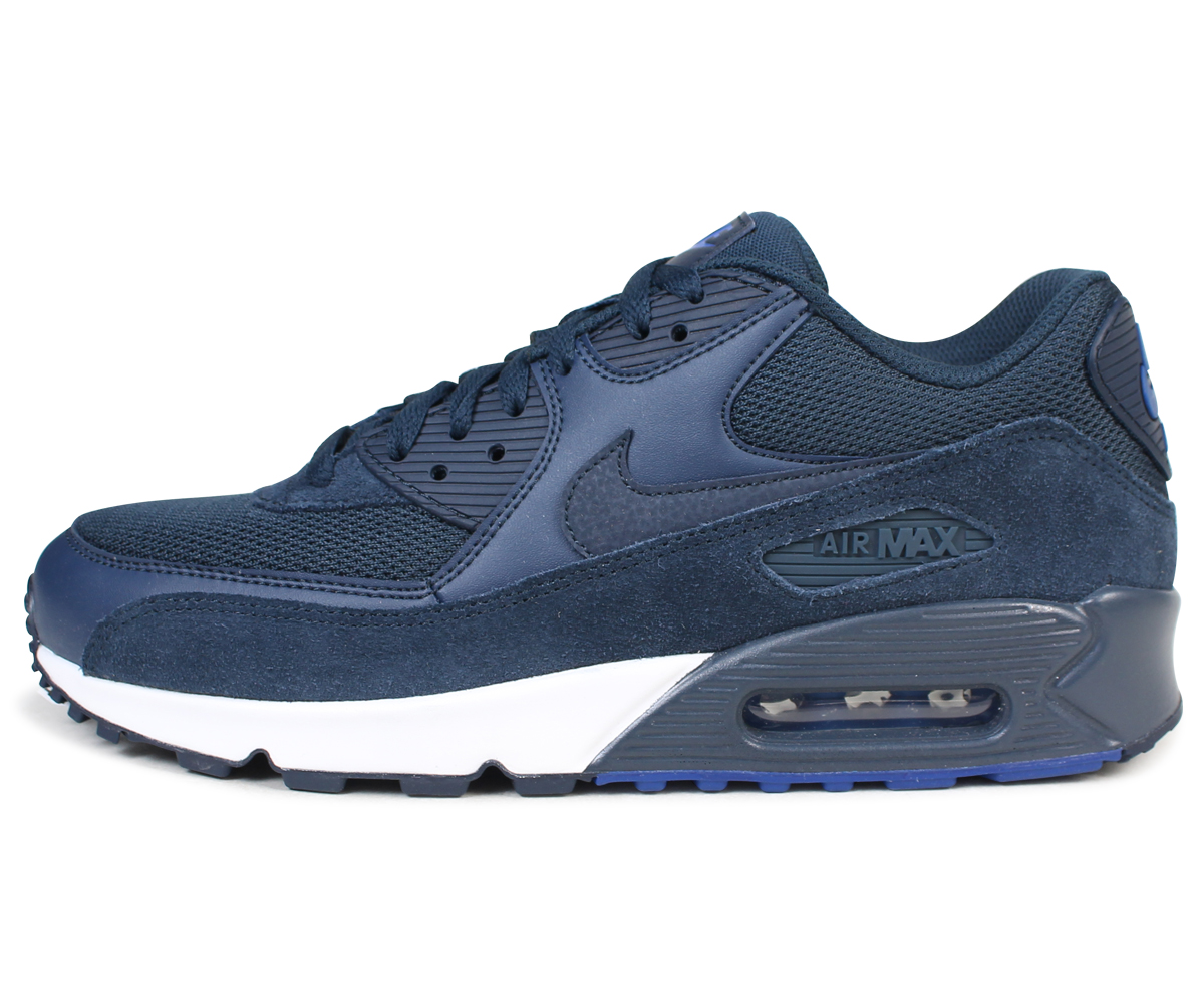 buy online 6451d 3118b ... NIKE Kie Ney AMAX 90 essential sneakers AIR MAX 90 ESSENTIAL 537,384-422  men s shoes ...