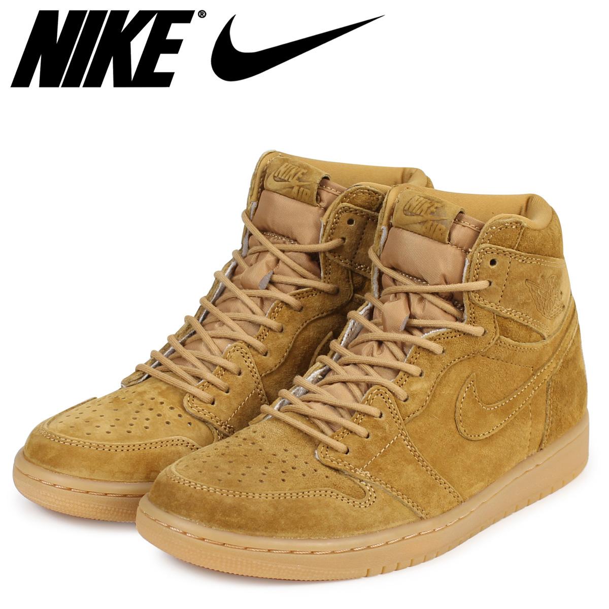 d582325de9ef NIKE Nike Air Jordan 1 nostalgic high sneakers AIR JORDAN 1 RETRO HIGH OG  555