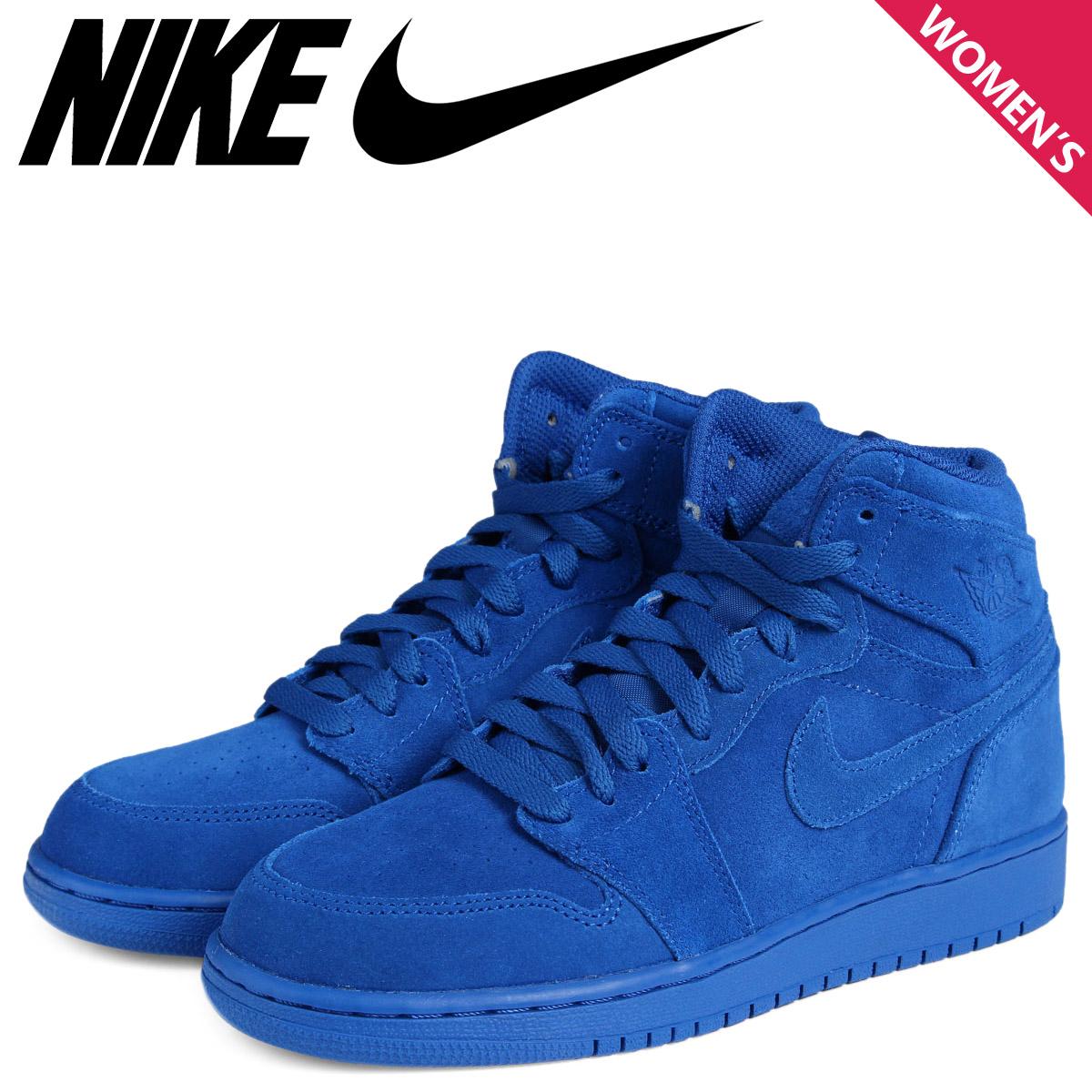 0fb8c70d2c3 NIKE Nike Air Jordan 1 nostalgic Haile Dis sneakers AIR JORDAN 1 RETRO BG  705,300- ...