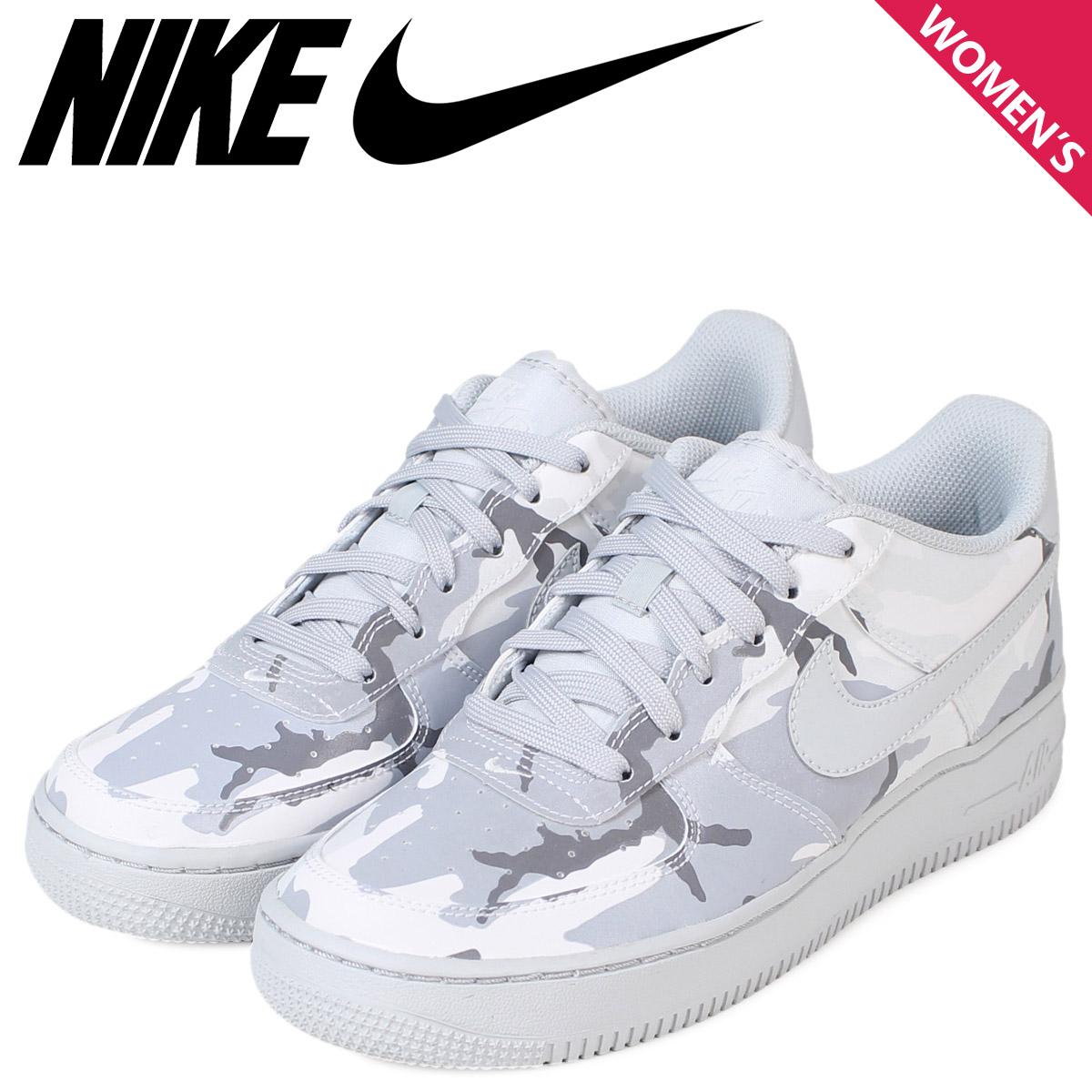 Nike Air Force 1 (GS) White White White | Footshop