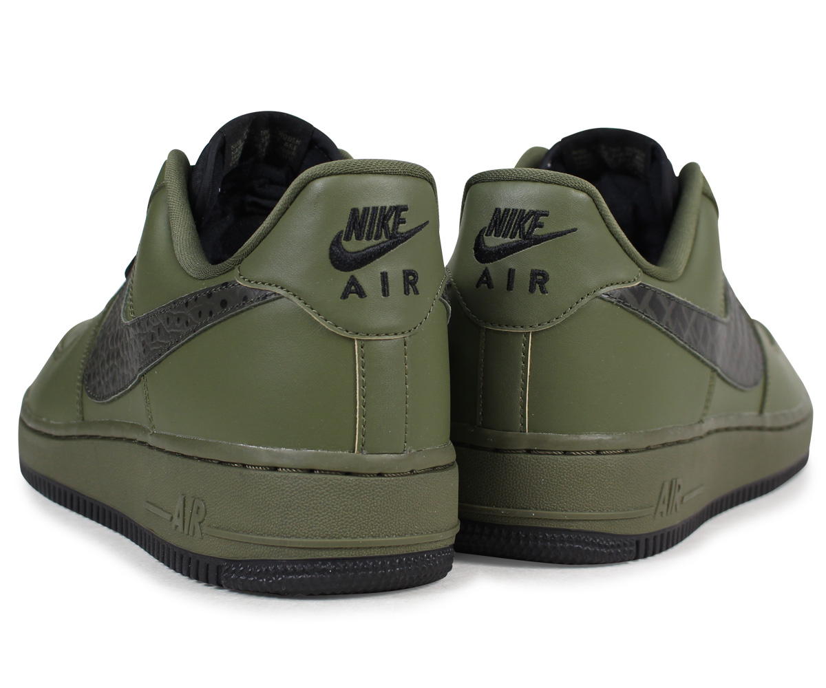 NIKE Nike air force 1 07 LV8 sneakers men AIR FORCE 1 823,511 203 olive