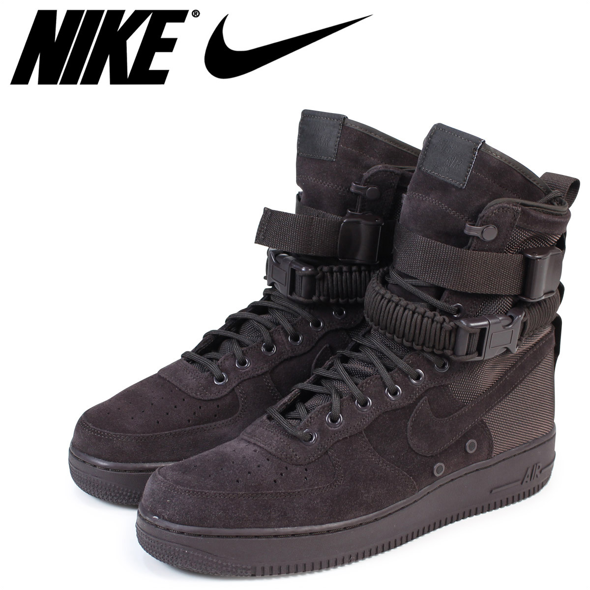 NIKE Nike air force 1 high sneakers SPECIAL FIELD AIR FORCE 1 864,024-203  SF AF1 men shoes purple