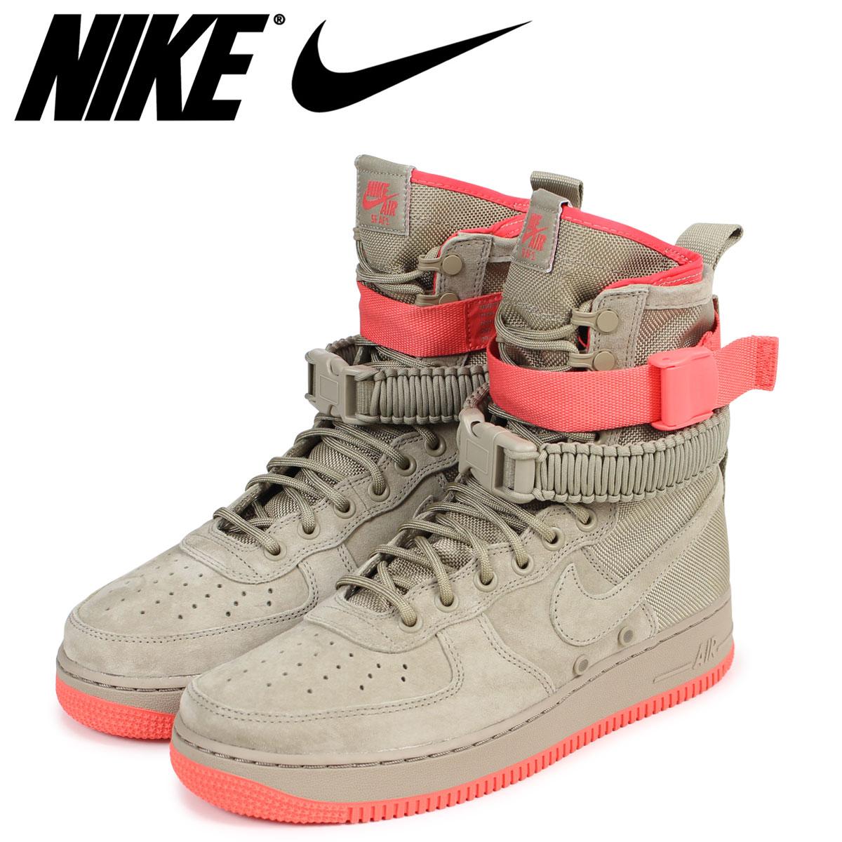 NIKE Nike air force 1 sneakers men special field SPECIAL FIELD AIR FORCE 1  864,024-205 SF AF1 khaki