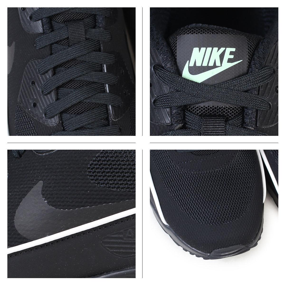 NIKE Kie Ney AMAX 90 essential ultra sneakers AIR MAX 90 ULTRA 2.0 ESSENTIAL 875,695 009 men's shoes black black