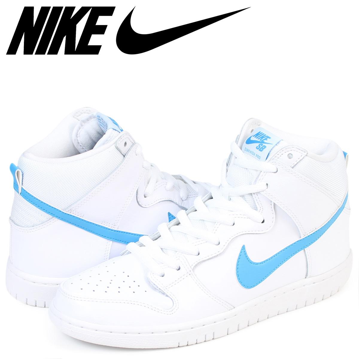 quality design f5cca acc45 Nike NIKE SB dunk high sneakers DUNK HIGH TRD QS MULDER 881,758-141 men s  shoes white  9 6 Shinnyu load