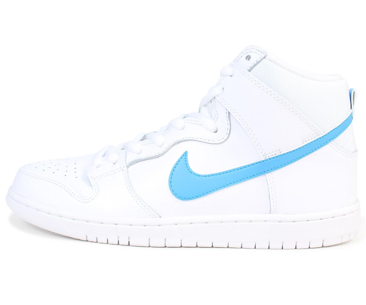 quality design 3bd62 eddb6 Nike NIKE SB dunk high sneakers DUNK HIGH TRD QS MULDER 881,758-141 men s  shoes white  9 6 Shinnyu load