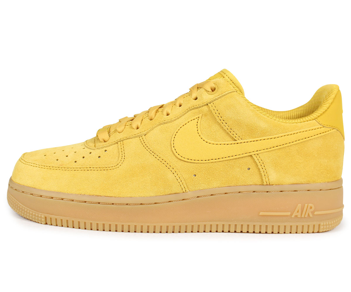 sale retailer 157e6 99207 buy nike air force 1 high yellow suede citylineusa adef0 c87ab  where to  buy nike nike air force 1 07 ladys mens sneakers wmns air force 1