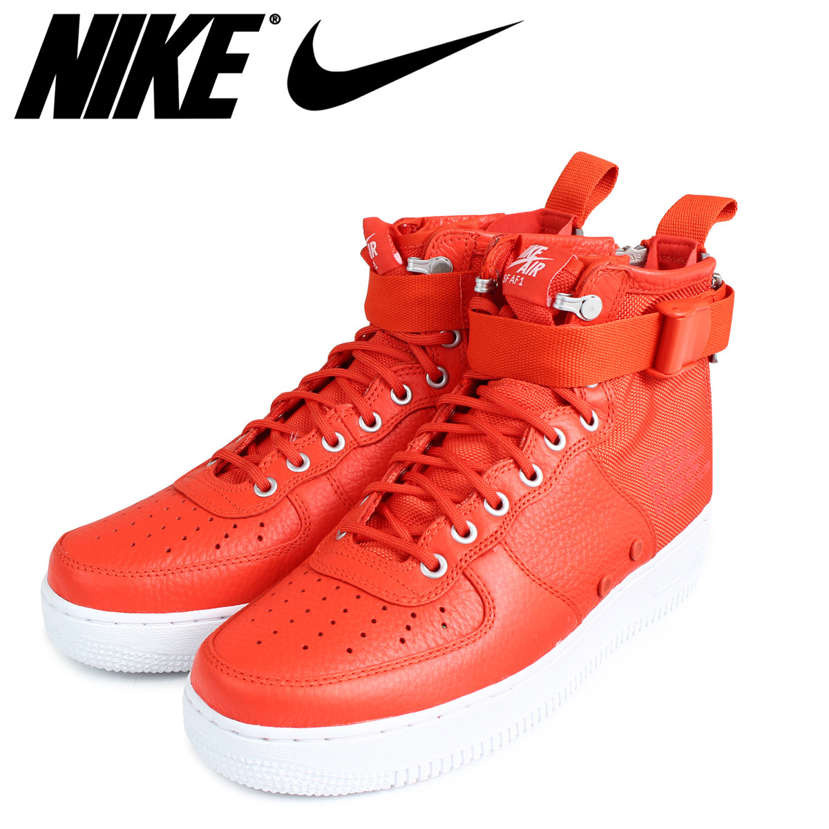 new styles 58978 cc40b NIKE Nike air force 1 MID sneakers SPECIAL FIELD AIR FORCE 1 917,753-800 SF  ...