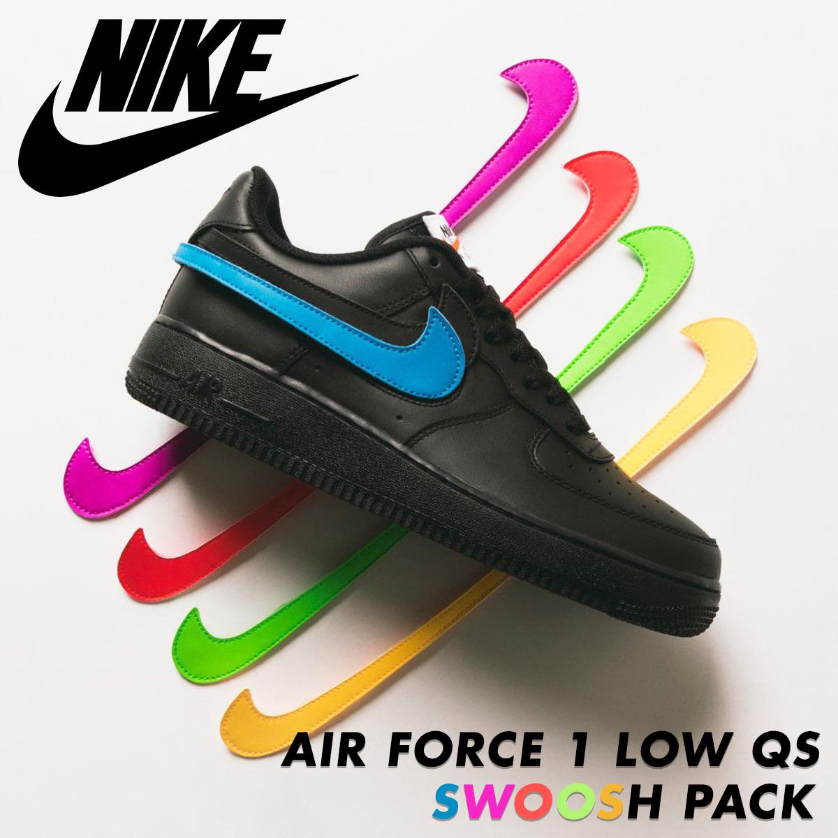 air force 1 swoosh pack italia