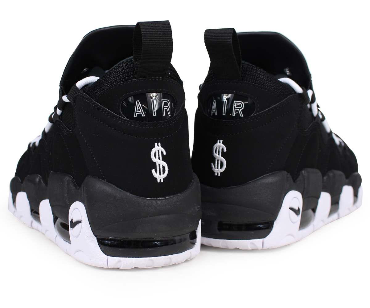7f200b65cc5b93 NIKE Nike air more money sneakers men AIR MORE MONEY BOLD CURRENCY AJ2998-001  black  3 9 Shinnyu load