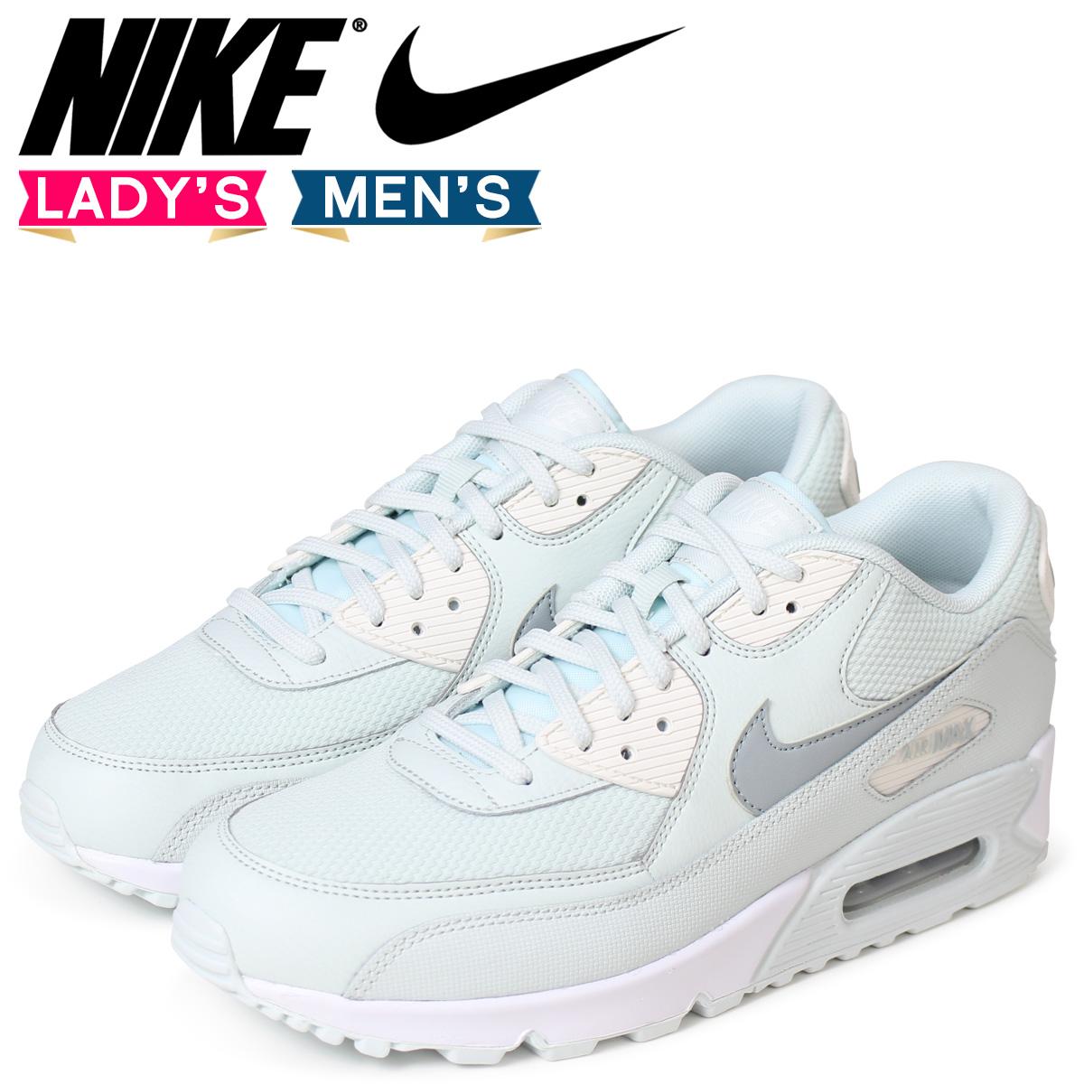 7d0f84af5b NIKE Kie Ney AMAX 90 lady's men's sneakers WMNS AIR MAX 90 325,213-053 light  ...