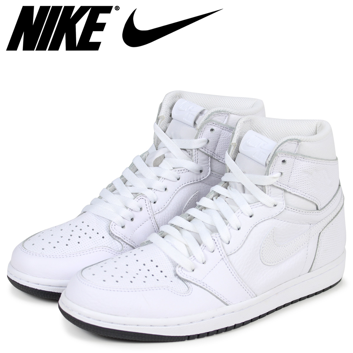 30b3ee7c8ab6 NIKE Nike Air Jordan 1 nostalgic high sneakers men AIR JORDAN 1 RETRO HIGH  OG 555