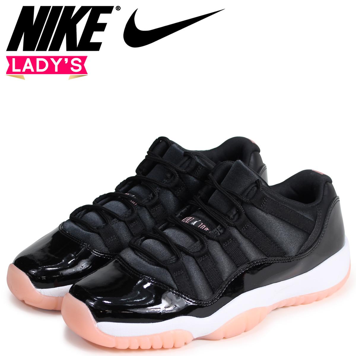 7610040a6fec NIKE Nike Air Jordan 11 Lady s sneakers AIR JORDAN 11 RETRO LOW GG 580