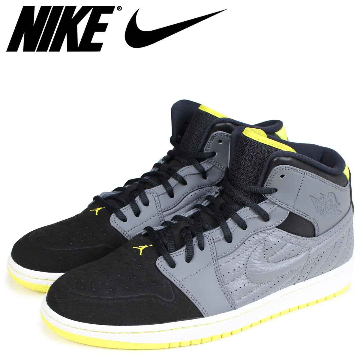 594d503abf64 NIKE Nike Air Jordan 1 nostalgic sneakers men AIR JORDAN 1 RETRO 99 AJ14  654