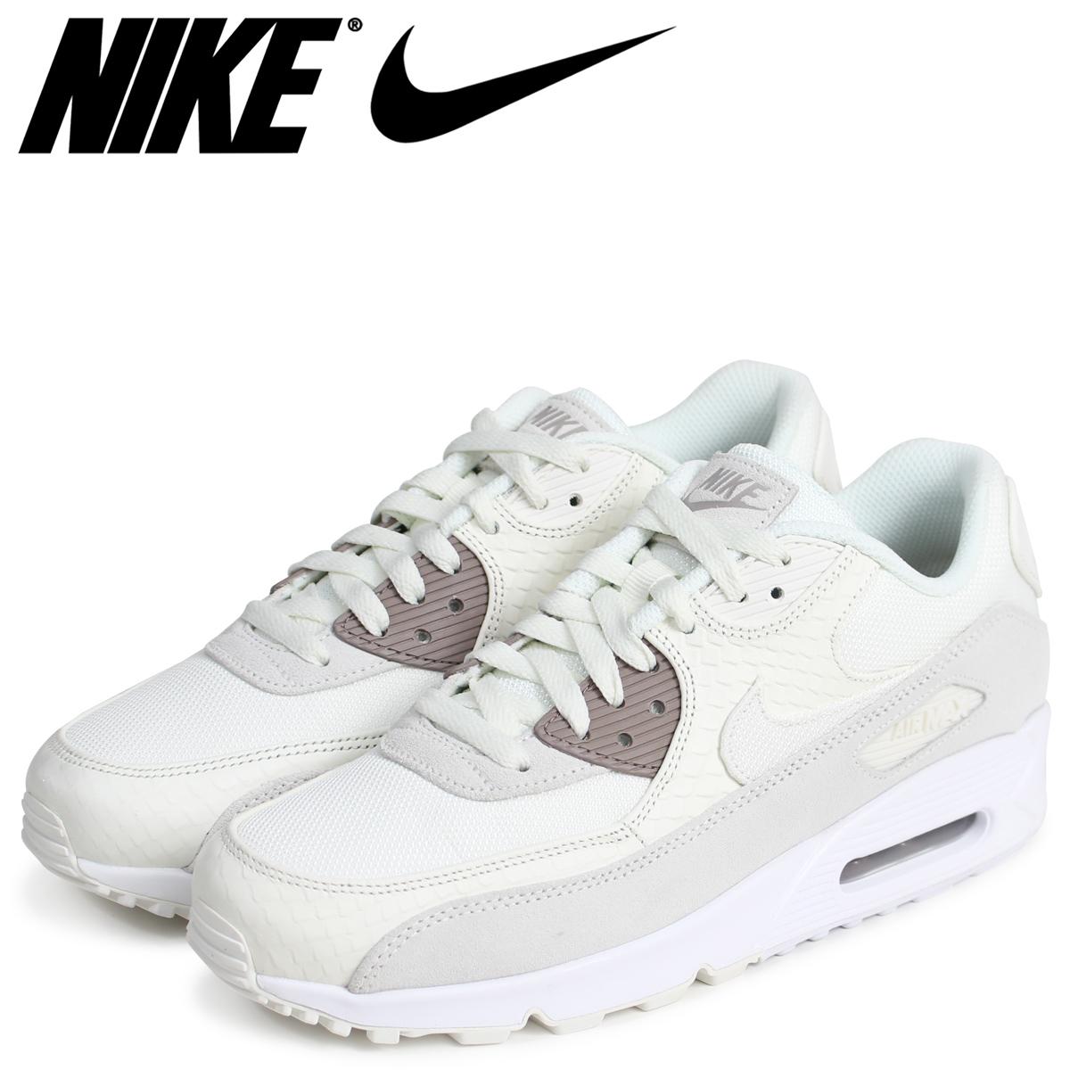 NIKE Kie Ney AMAX 90 sneakers men AIR MAX 90 PREMIUM 700,155 102 off white white