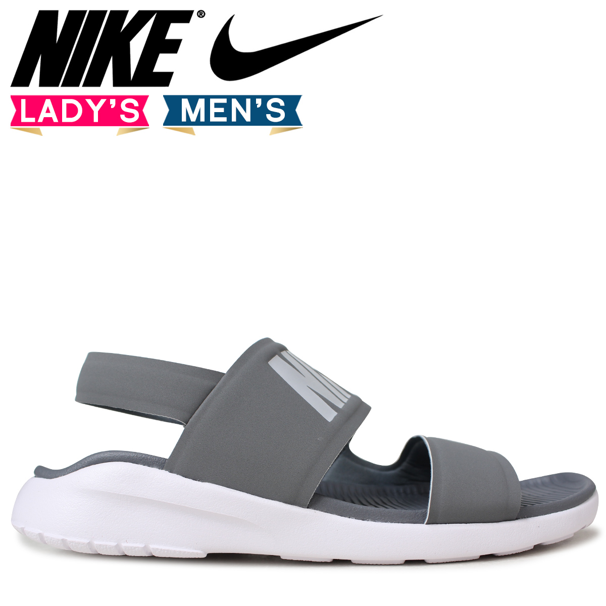 9b866583ba58 Sugar Online Shop  NIKE Nike tongue Jun Lady s men sandals WMNS ...
