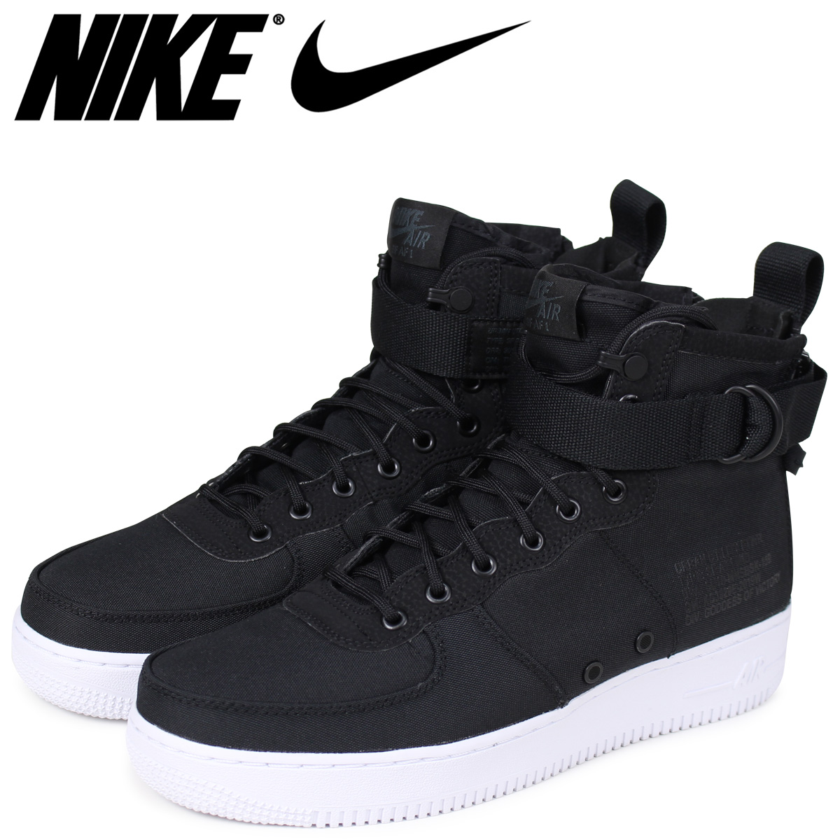 brand new 081d2 5ca5d NIKE Nike air force 1 MID sneakers men special field SPECIAL FIELD AIR  FORCE 1 QS 917,753-006 SF AF1 red  load planned Shinnyu load in reservation  product ...