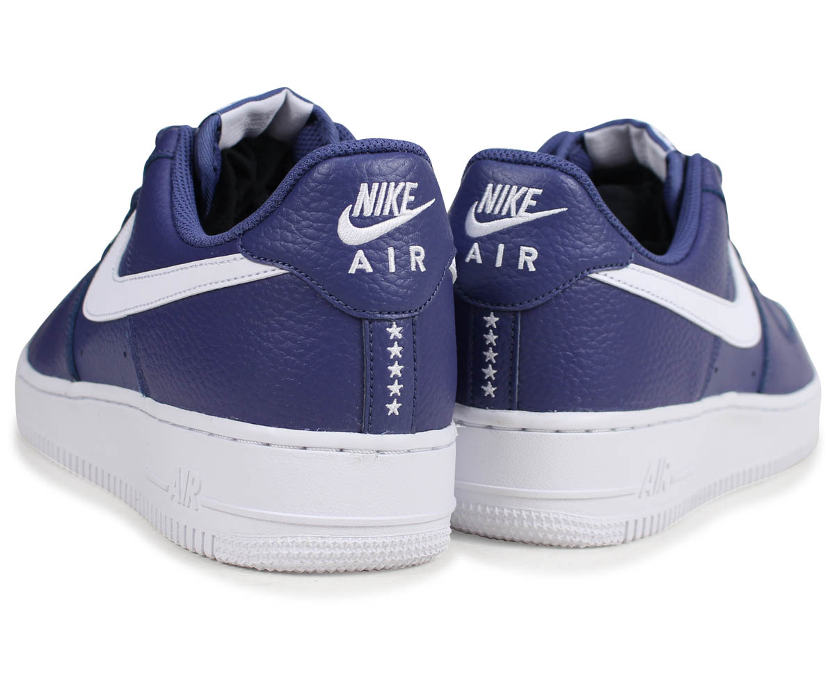NIKE Nike air force 1 07 sneakers men AIR FORCE 1 AA4083 401 blue
