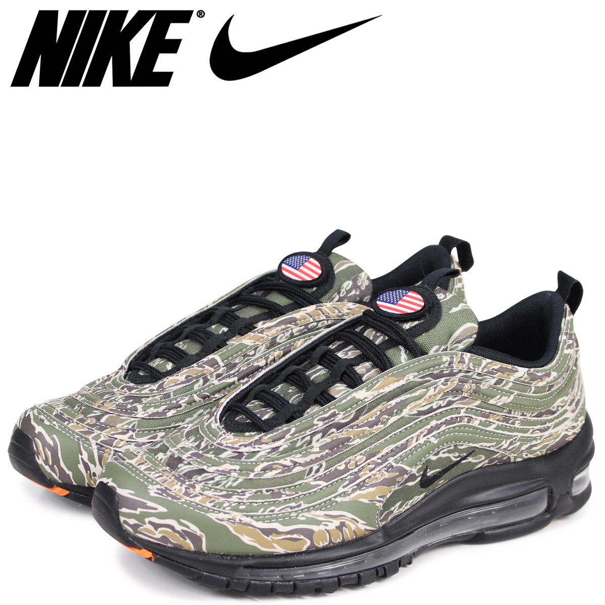 Nike Air Max 97 'Country Camo' Pack Official Images AJ2614