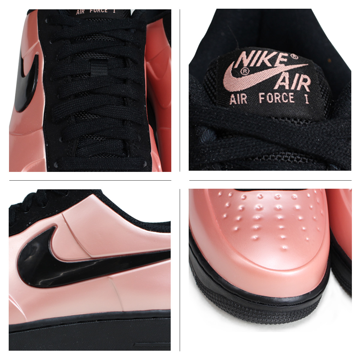 finest selection 5bc4a ca183 NIKE Nike air force 1 フォームポジットスニーカーメンズ AIR FORCE 1 FOAMPOSITE PRO CUPSOLE  AJ3664-600 pink