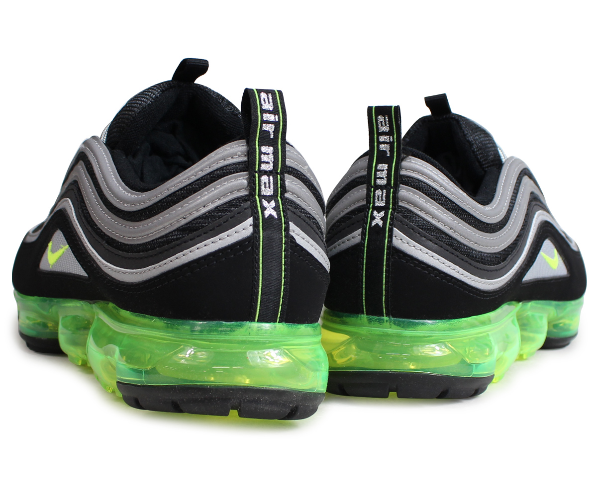 more photos 7d967 70ab9 NIKE Nike air vapor max 97 sneakers men AIR VAPORMAX 97 AJ7291-001 neon  yellow