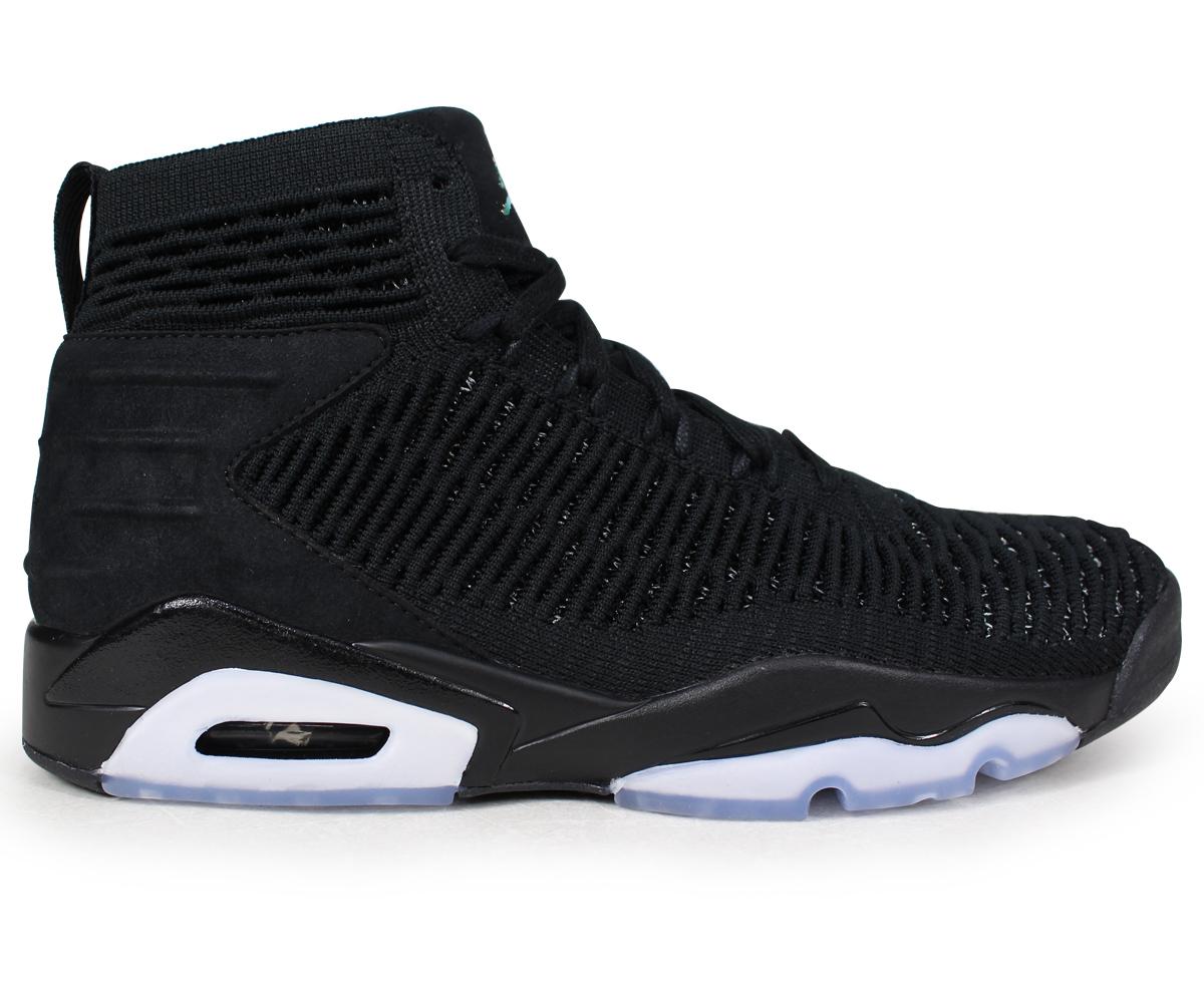 f52aa3aa8c1 ... NIKE Nike Jordan sneakers men JORDAN FLYKNIT ELEVATION 23 AJ8207-010  black black ...