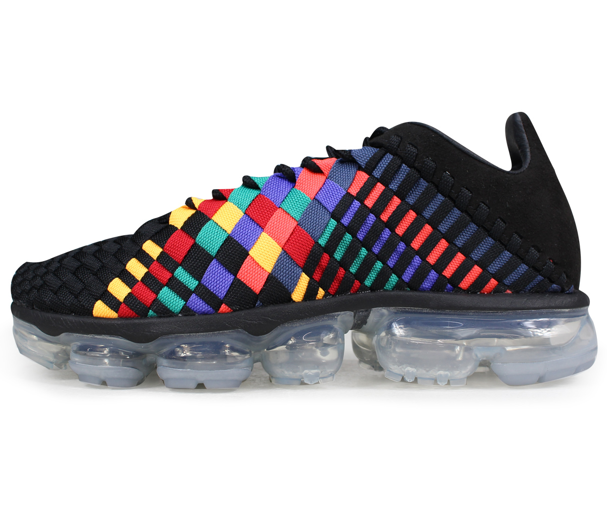 new style f1851 9149e NIKE Nike air vapor max sneakers men AIR VAPORMAX INNEVA AO2447-001 black  load planned Shinnyu load in reservation product 616 containing
