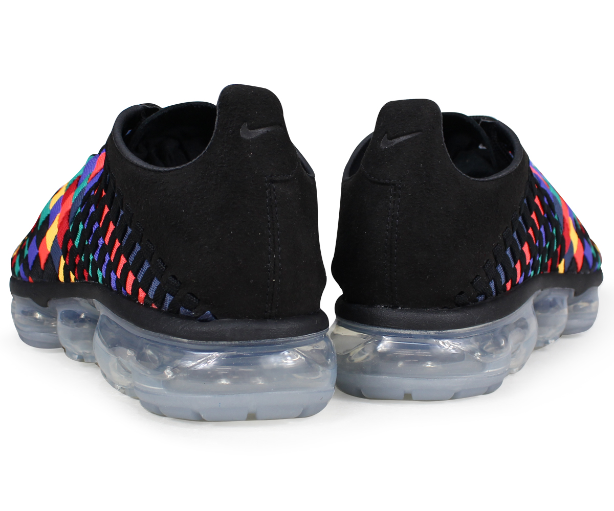 NIKE Nike air vapor max sneakers men AIR VAPORMAX INNEVA AO2447-001 black   load planned Shinnyu load in reservation product 6 16 containing  681140b0e