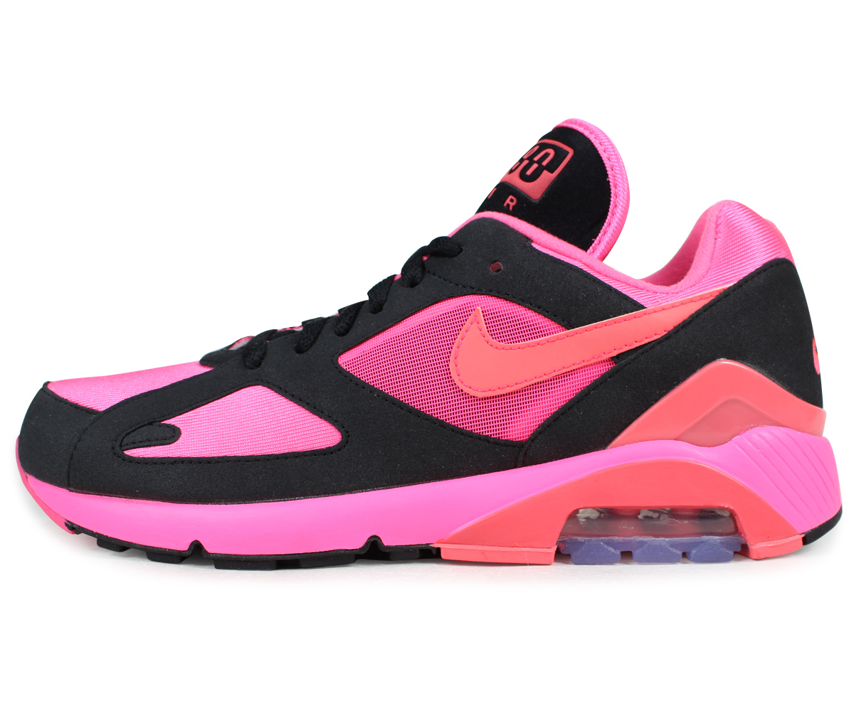 en soldes a6188 f3a24 NIKE ナイキコムデギャルソンエアマックス 180 sneakers men COMME des GARCONS HOMME PLUS AIR  MAX 180 CDG AO4641-601 pink