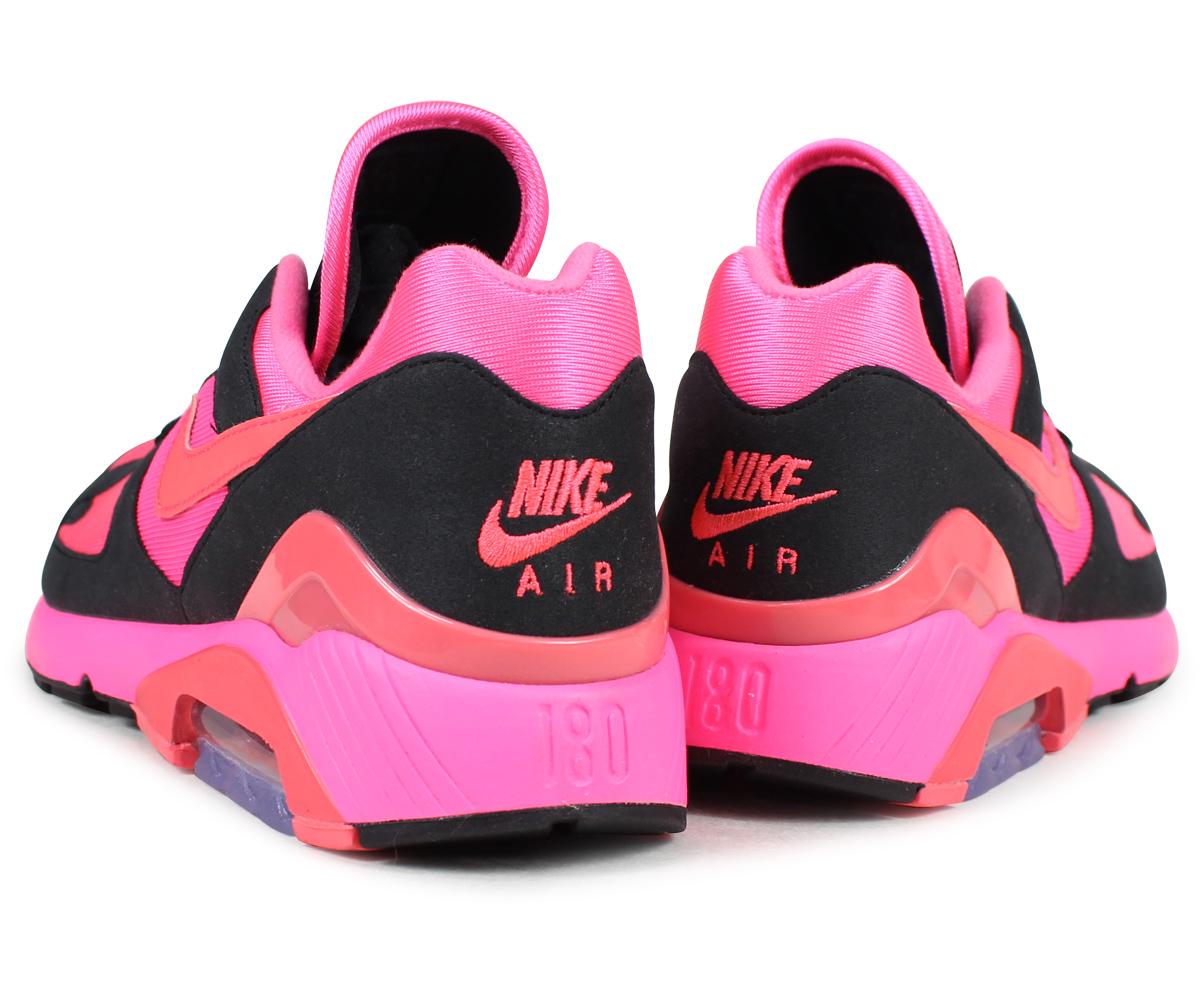 189399382f59 NIKE ナイキコムデギャルソンエアマックス 180 sneakers men COMME des GARCONS HOMME PLUS AIR  MAX 180 CDG AO4641-601 pink