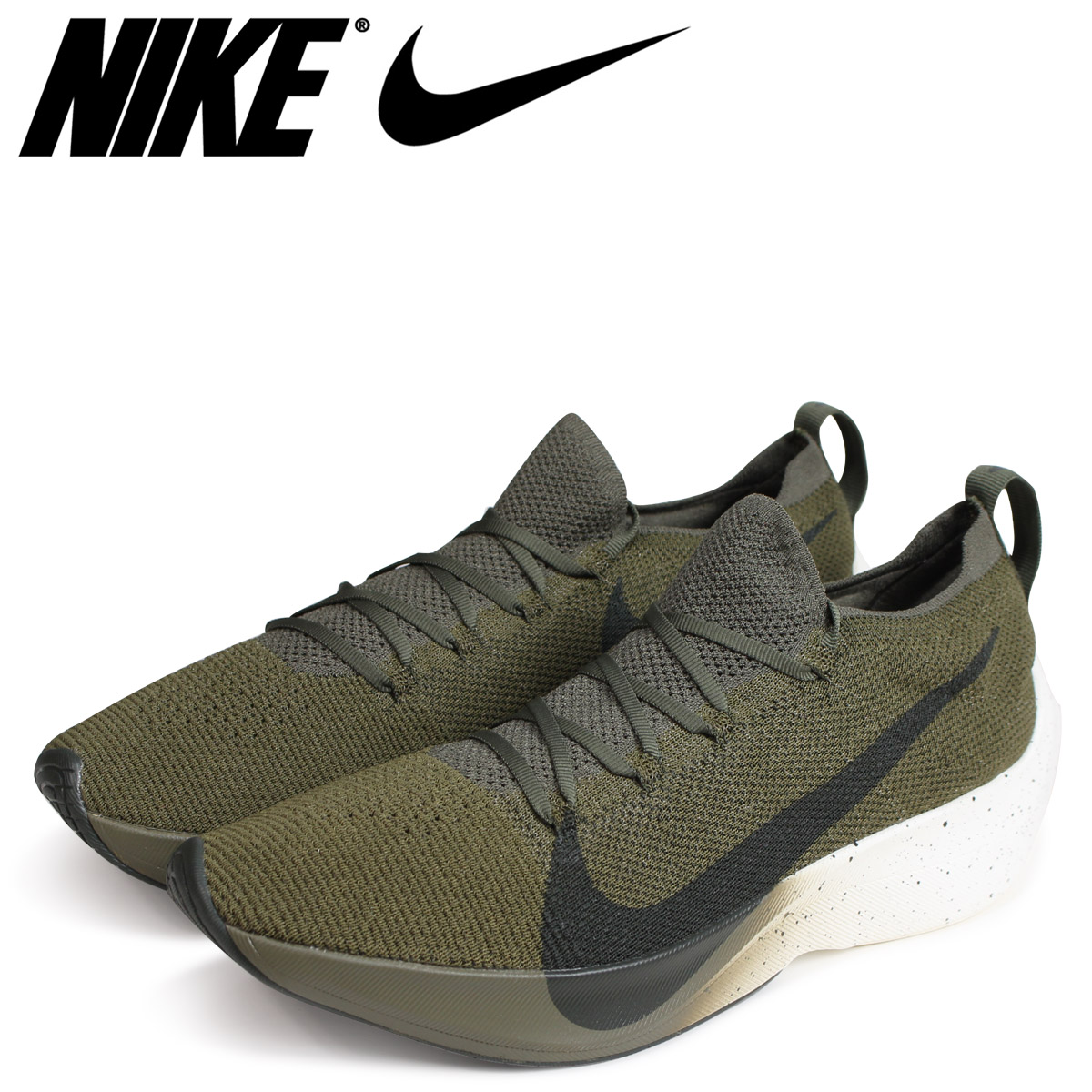 dc5f8eb93cf570 NIKE Nike vapor street sneakers men VAPOR STREET FLYKNIT AQ1763-201 olive   load planned Shinnyu load in reservation product 5 31 containing