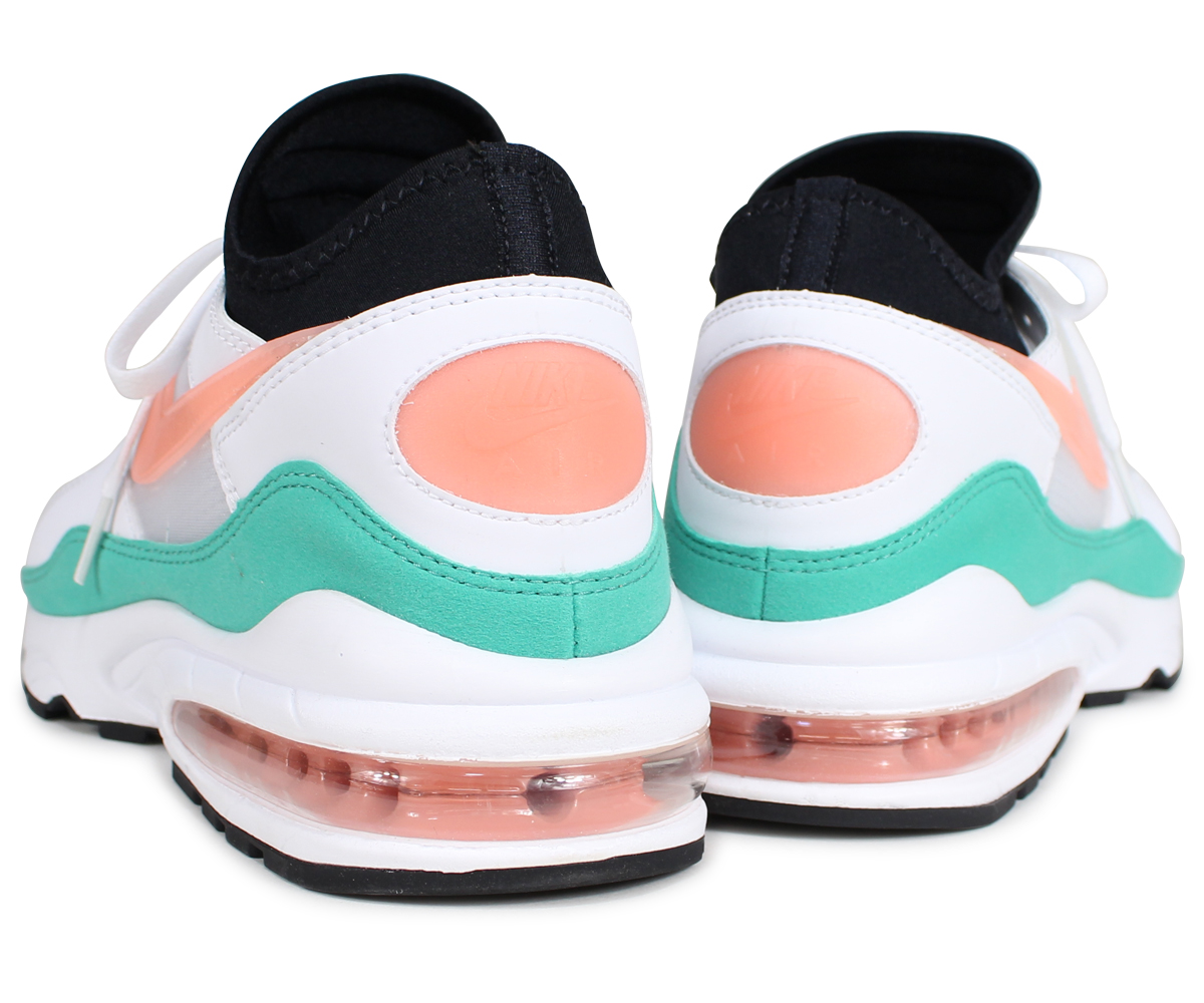 NIKE AIR MAX 93 WATERMELON Kie Ney AMAX 93 sneakers men 306,551 105 white