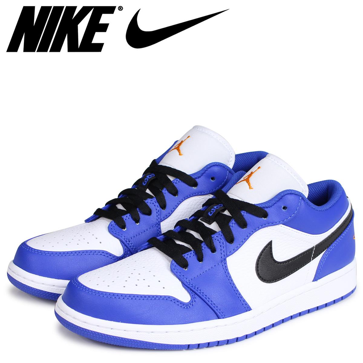 f05fa285ceb3 ... inexpensive nike nike air jordan 1 sneakers men air jordan 1 low 553558  401 blue load