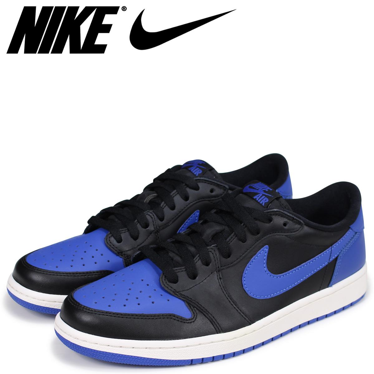official photos 9eeaa 8be7c Nike NIKE Air Jordan sneakers AIR JORDAN 1 RETRO LOW OG Air Jordan 1 retro  low 705329-004 blue mens shoes