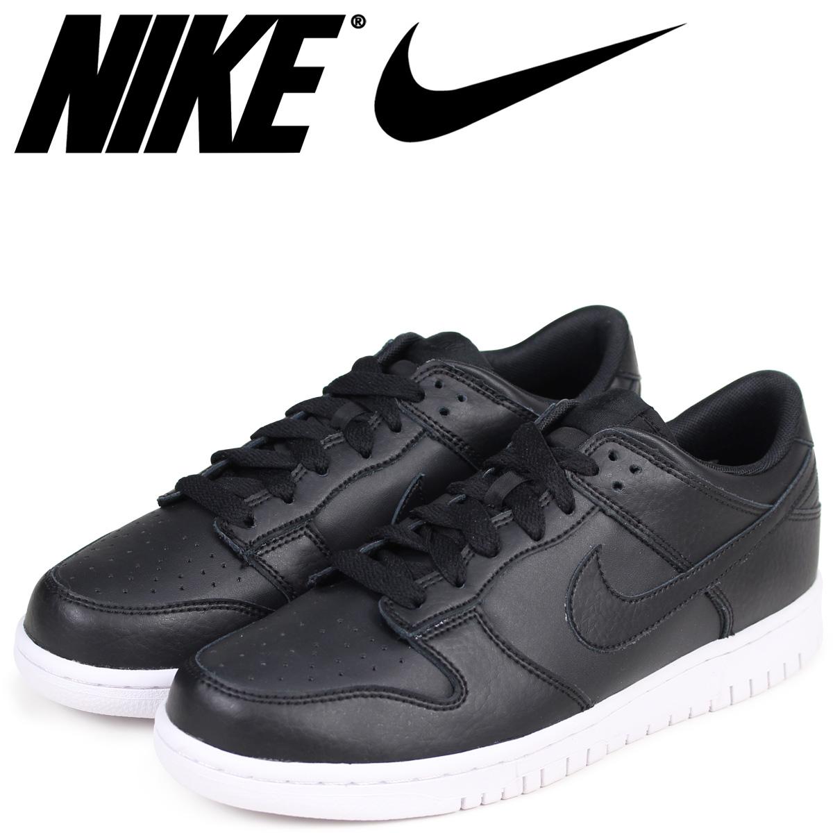 NIKE ナイキ ダンク ロー スニーカー DUNK LOW メンズ 904234-003 靴 ブラック 黒