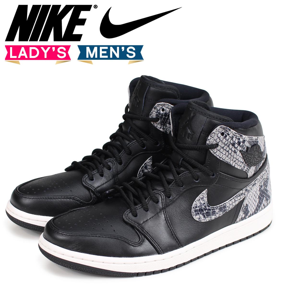 5b786b0dfb2c08 NIKE Nike Air Jordan 1 lady s men s sneakers WMNS AIR JORDAN 1 RETRO HIGH  PREMIUM AH7389-014 gray  load planned Shinnyu load in reservation product 8  18 ...