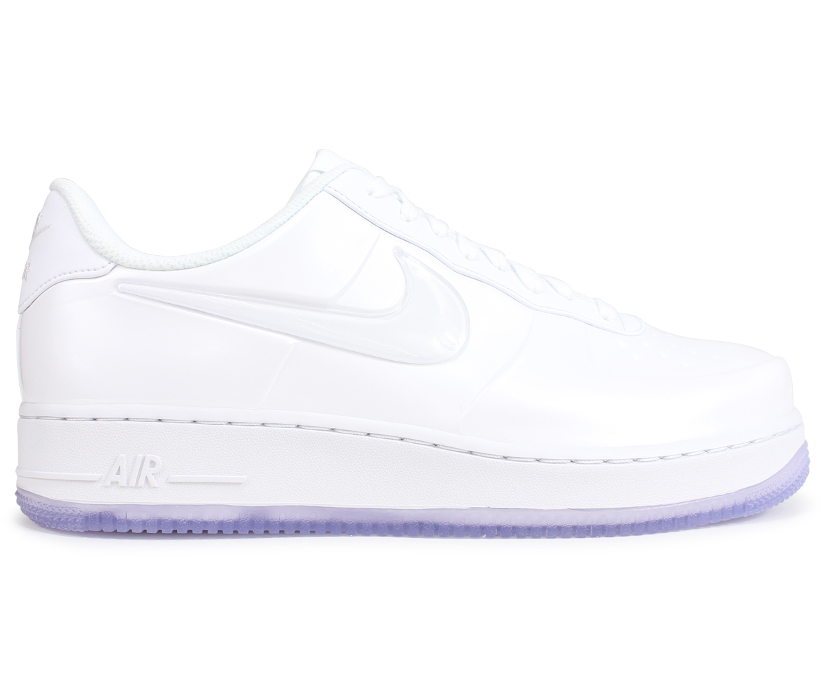c00477a9096a6 NIKE Nike air force 1 sneakers men AIR FORCE 1 FOAMPOSITE PRO CUP AF1  AJ3664-100 white  load planned Shinnyu load in reservation product 7 19  containing