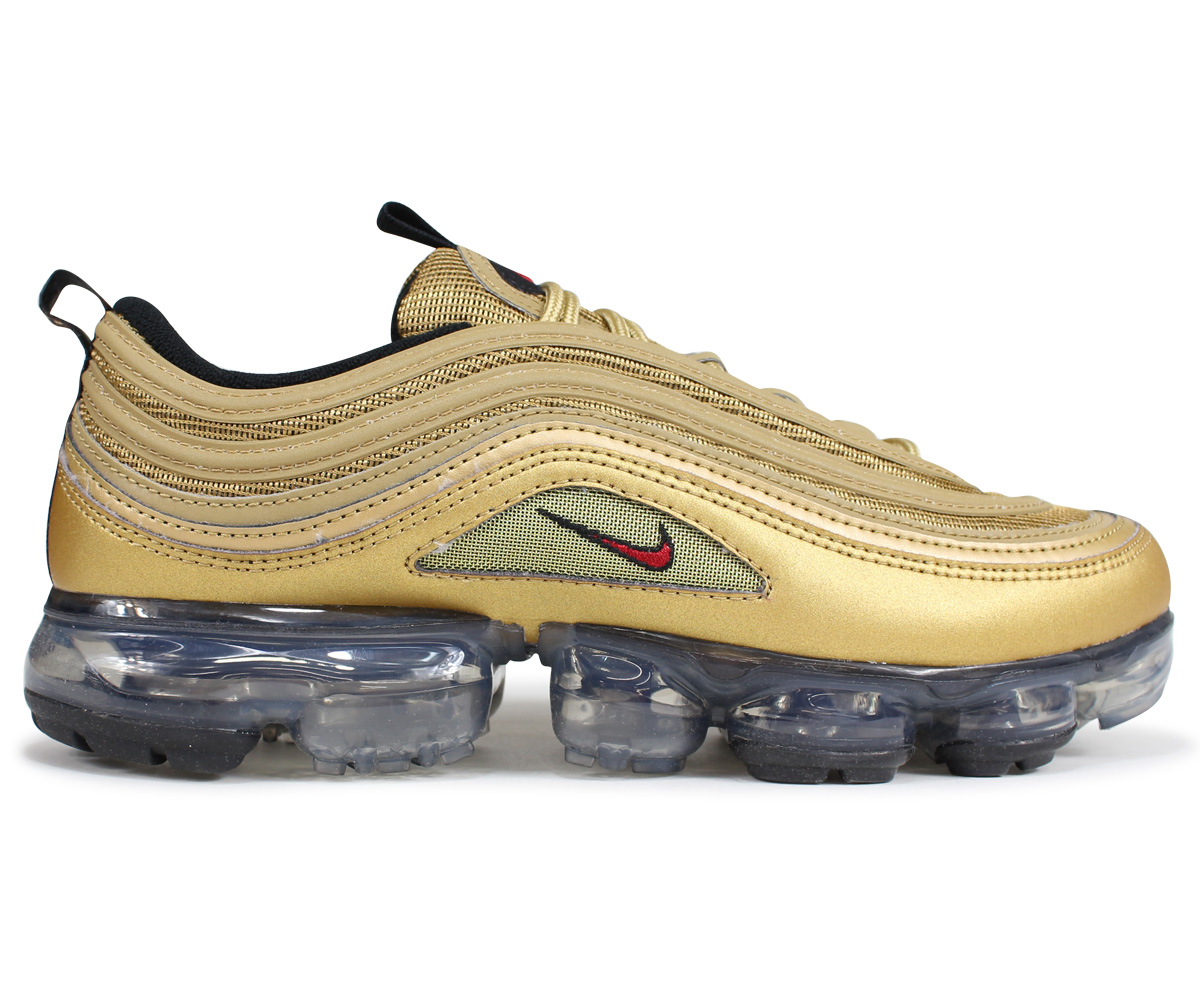 the latest c4bac e5729 NIKE Nike air vapor max 97 sneakers men AIR VAPORMAX 97 AJ7291-700 gold