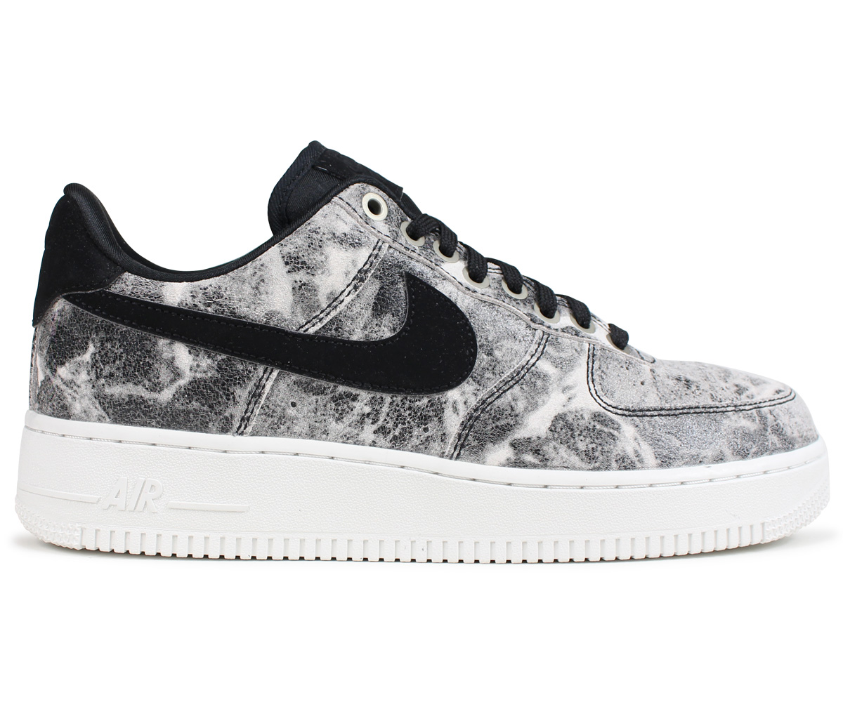 uk availability b877d 75966 NIKE Nike air force 1 lady s men s sneakers WMNS AIR FORCE 1 07 LXX AO1017- 001 black  load planned Shinnyu load in reservation product 8 18 containing
