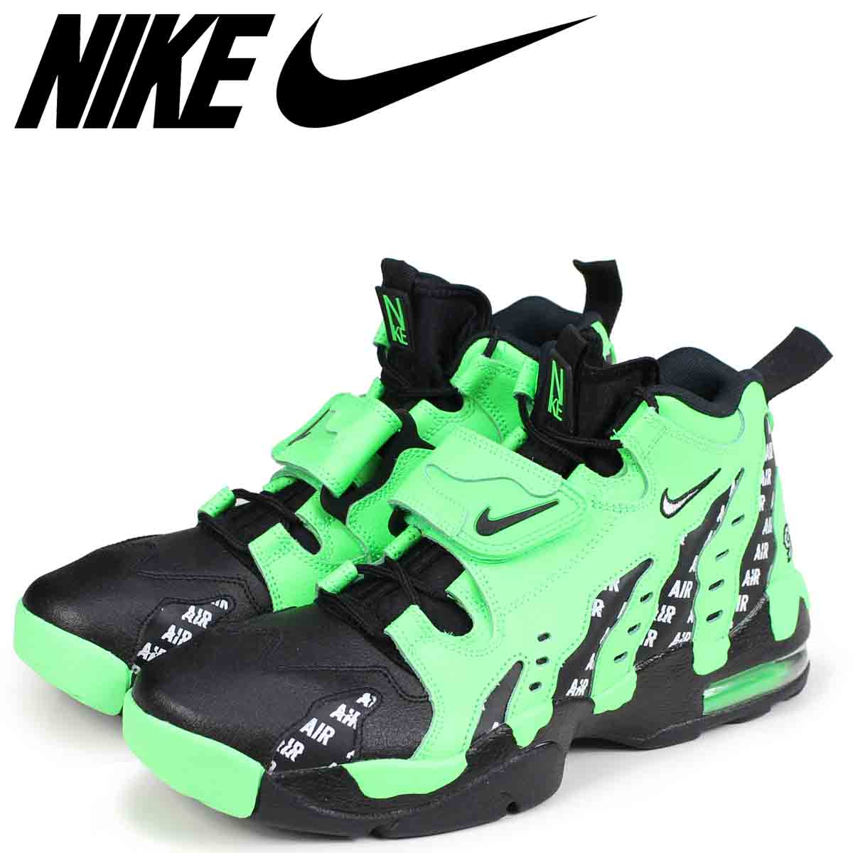 b6274d46f4b9 NIKE Nike air DT max 96 sneakers men AIR DT MAX 96 AQ5100-300 green  load  planned Shinnyu load in reservation product 8 23 containing