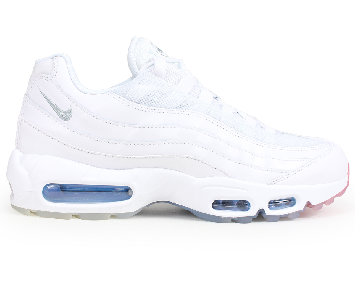 f926c4ed29 ... NIKE Kie Ney AMAX 95 sneakers men AIR MAX 95 AQ7981-100 white white ...