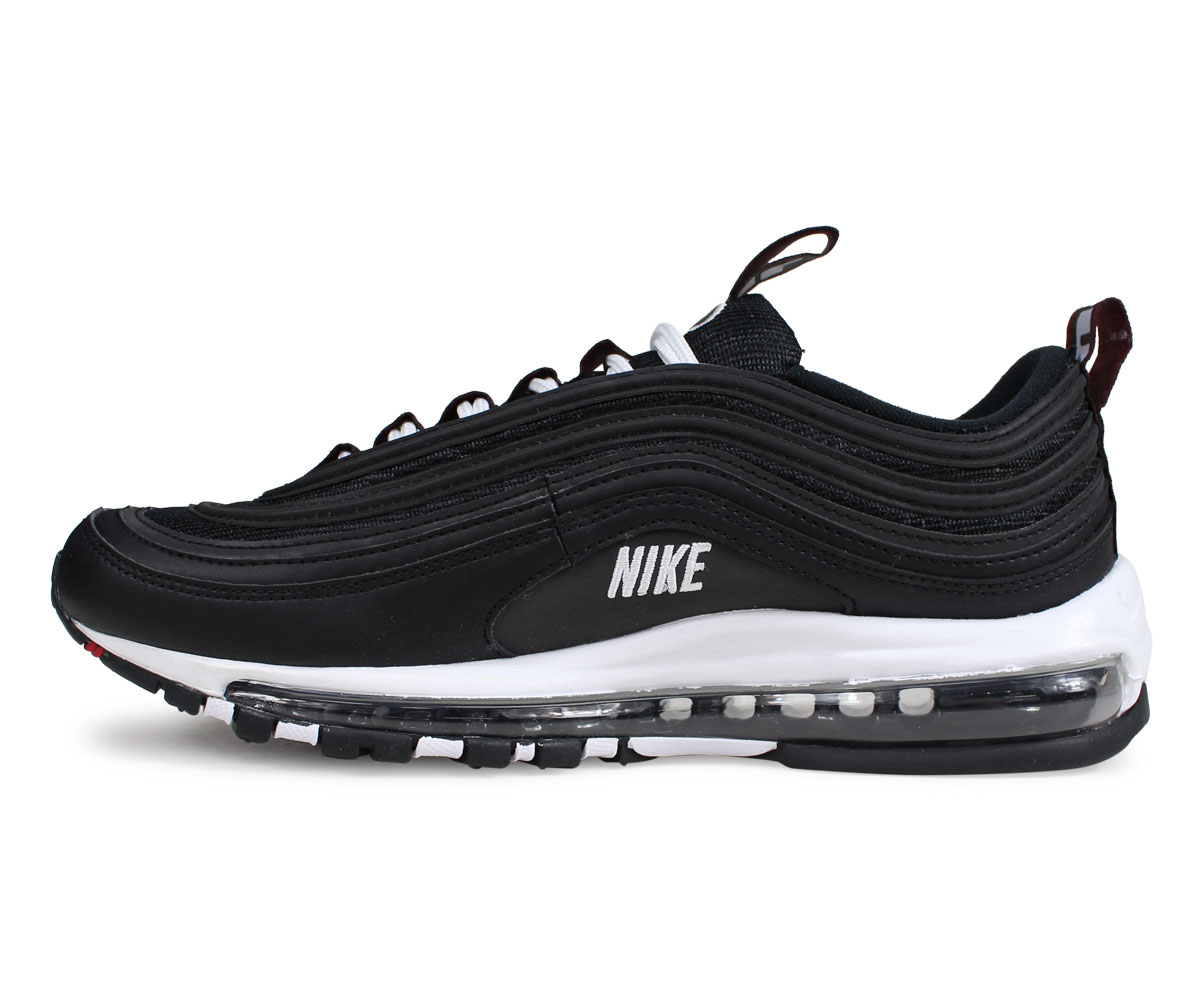 NIKE Kie Ney AMAX 97 sneakers men AIR MAX 97 PREMIUM black black 312,834 008