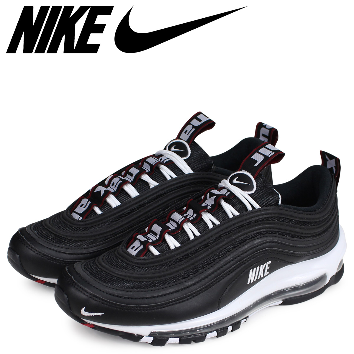save off e56c7 f8878 NIKE Kie Ney AMAX 97 sneakers men AIR MAX 97 PREMIUM black black 312,834-008