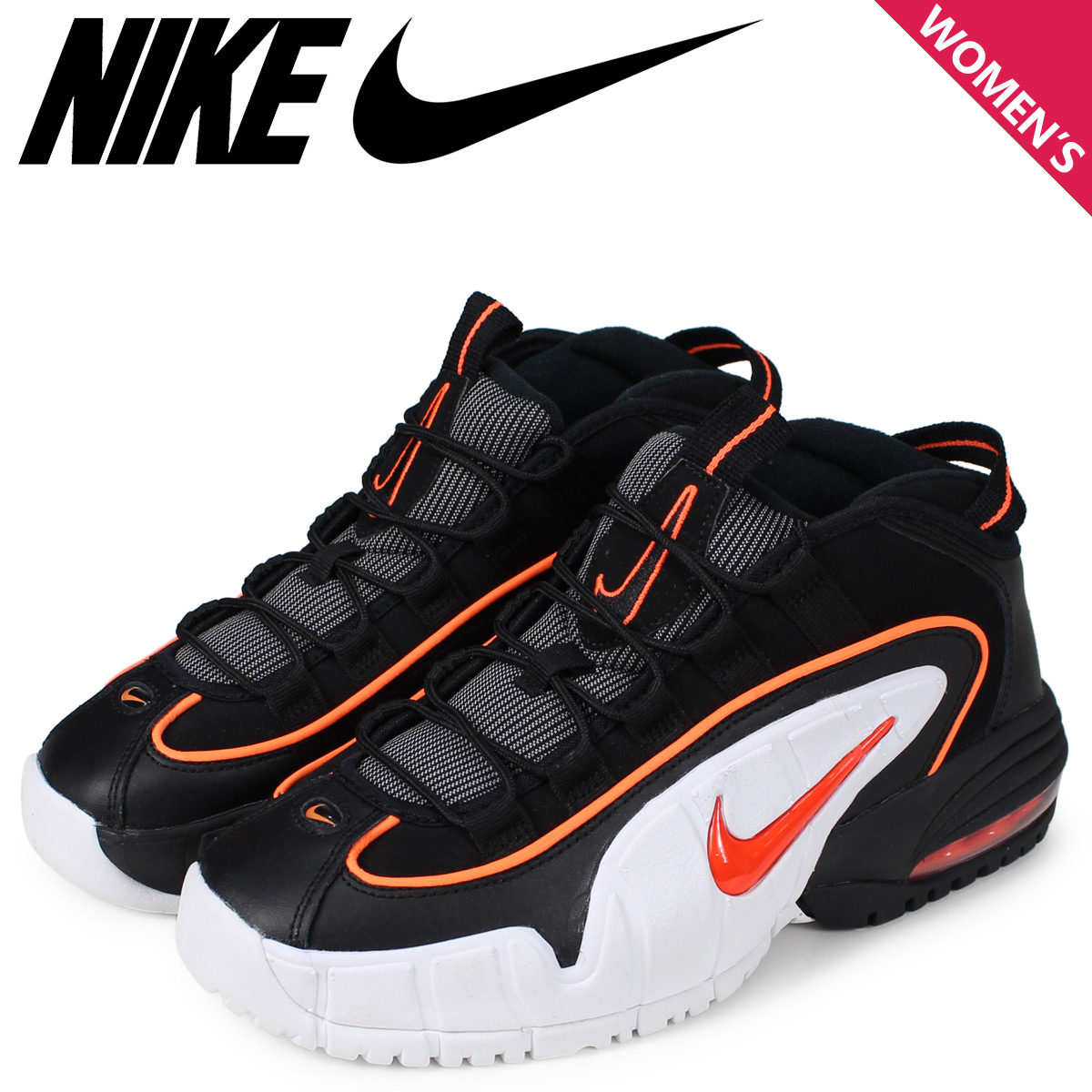 fda454a32977 Sugar Online Shop  NIKE Nike air penny Lady s sneakers AIR MAX PENNY ...