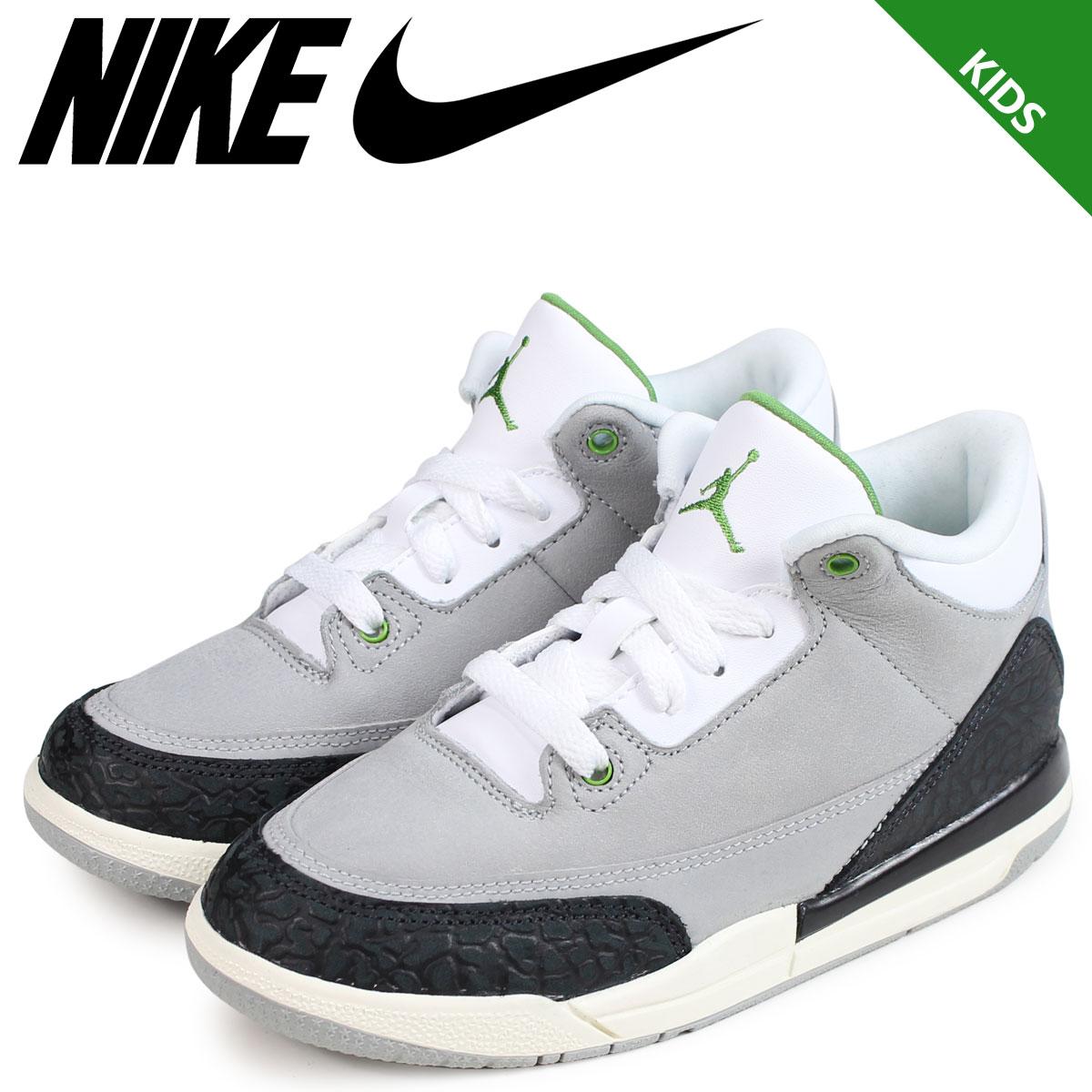 ae36df0d77a6 Sugar Online Shop  NIKE Nike Air Jordan 3 nostalgic kids sneakers ...