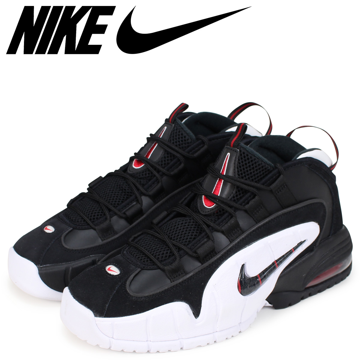 super popular b7509 d1cfd NIKE Kie Ney AMAX penny sneakers men AIR MAX PENNY 685,153-003 black  load  planned Shinnyu load in reservation product 10 10 containing