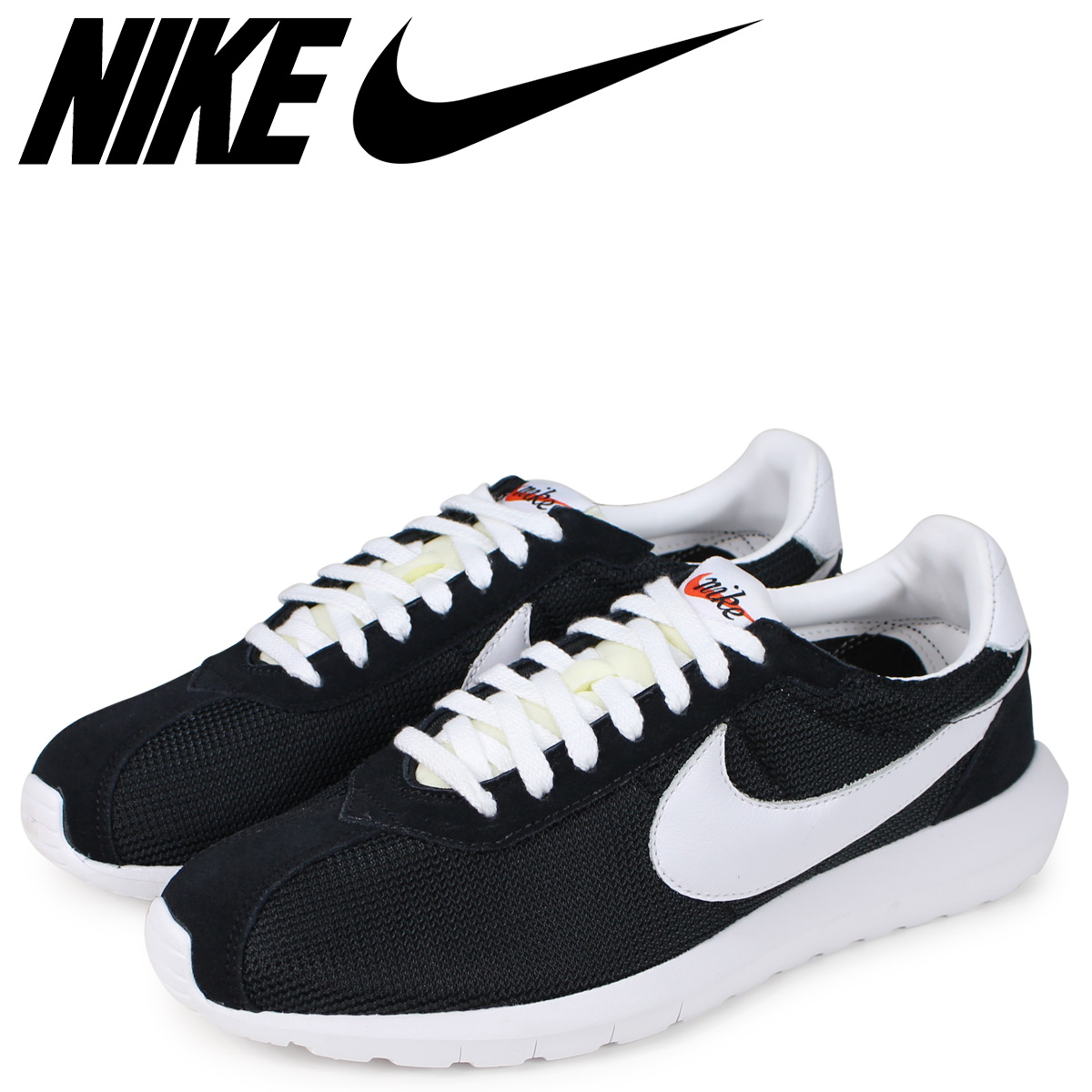 separation shoes 49ad3 fd4bf NIKE Nike low cis knee Carmen ROSHE LD-1000 QS black 802,022-001  load  planned Shinnyu load in reservation product 11 19 containing