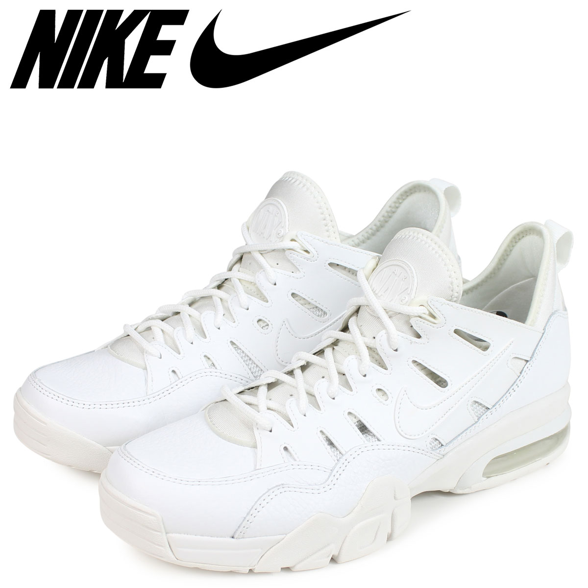 6c9dce38f9044 NIKE Nike air trainer max 94 sneakers men AIR TRAINER MAX 94 LOW white  white 880,995-100