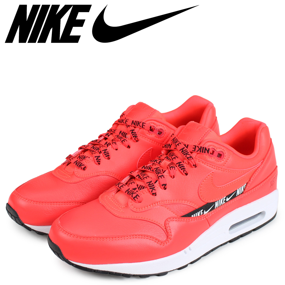 0ac2d988f6f9 Sugar Online Shop  NIKE Kie Ney AMAX 1 sneakers men WMNS AIR MAX 1 ...